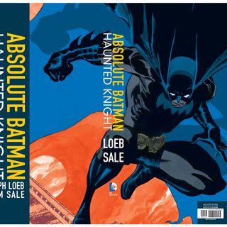 "Source Material #191 - Batman ""Haunted Knight"" (DC, 1996)"