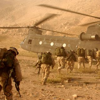 Episode 519: Going Sideways in Afghanistan & Iraq, with Daniel P. Bolger