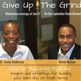 Give Up The Grind - Defining your business goals
