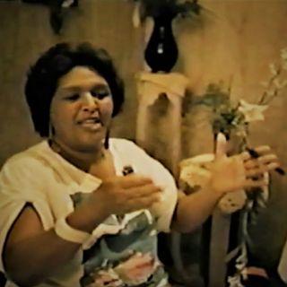 """Documental sonoro """"Confesiones de una espiritista cubana"""" (1990)"""