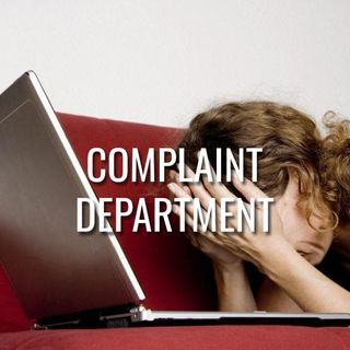 Complaint Department - Morning Manna #3058