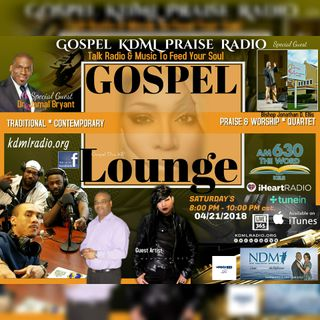 4-22-18 Gospel Lounge SEG 2