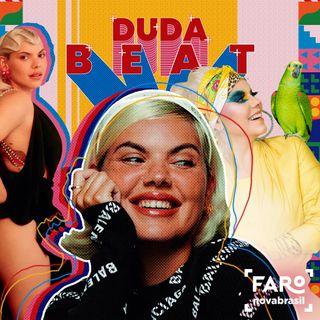 Duda Beat - Primeira entrevista e faixa-a-faixa do novo álbum 'Te Amo Lá Fora'