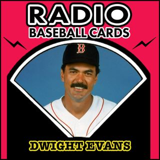 Dwight Evans on his Major League Debut with the Red Sox
