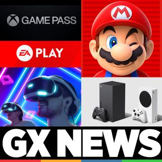 GX NEWS 001 - Xbox Series S, EA Play con el Game Pass, Nvidia GEFORCE RTX, 35º aniversario de Mario, el Rubius, PS VR