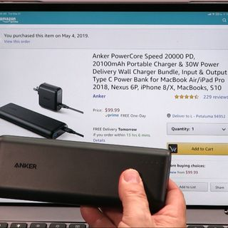 Anker PowerCore Portable Charger | TWiT Bits
