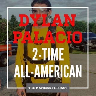 Dylan Palacio is never at a loss for words