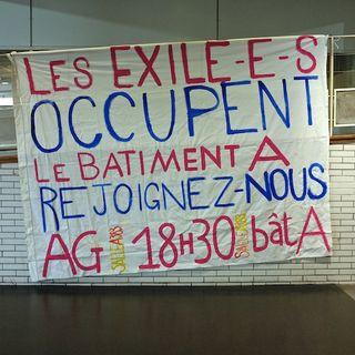Les exilés de Paris 8