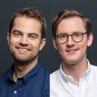 55. Julian Stiefel and Julian Weselek of Tourlane