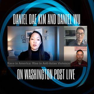 Byte Daniel Dae Kim And Daniel Wu