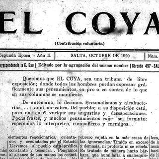 Periodico El Coya capitulo 5