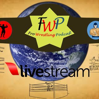 Fro Wrestling Podcast Goin Live