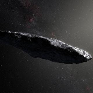 Cosmic Queries – 'Oumuamua