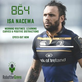 Isa Nacewa – Morning Routines, Learning Curves, and the Value of Positive Distractions | #013