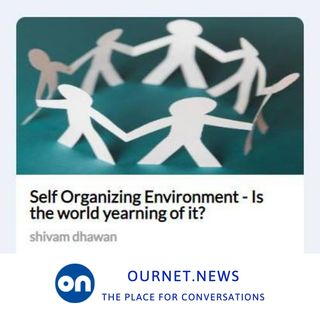 Shivam Dhawan: Self Organizing Environments