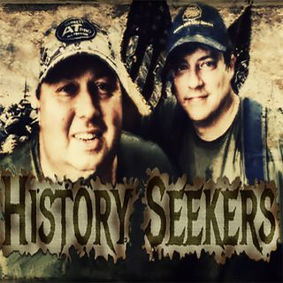 Colonial Detecting Dave Wise and Todd Hiltz