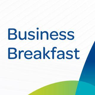 Morgans Business Breakfast