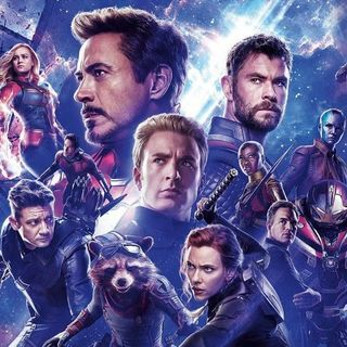 #194: Avengers: Endgame - Spoiler Special