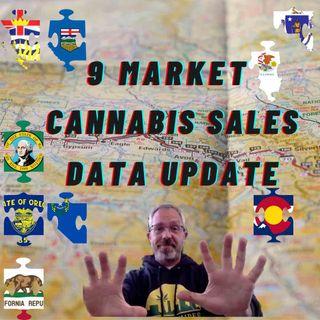 Cannabis Sales Updates