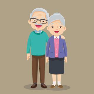 Bambini a casa: lasciarli ai nonni?
