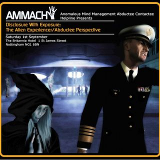 Episode 23: AMMACH and the Alien Abduction Helpline