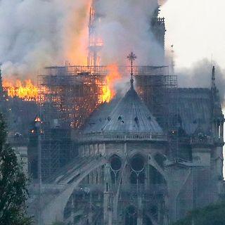 czy spalenie się katedry w Notre Dame to znak czasów ostatecznych? (podcast)
