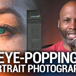 Hands-On Photography 74: EYE-POPPING Portraits: Part 1