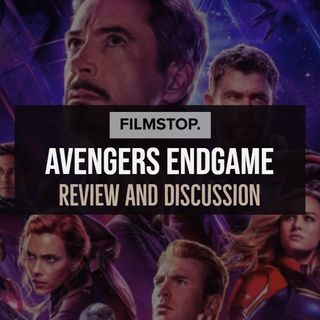 EP14 Avengers Endgame- Review and Discussion