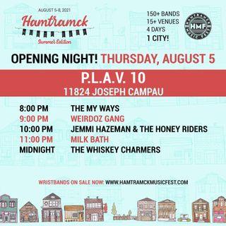 Hamtramck Music Festival Opening Night 2021