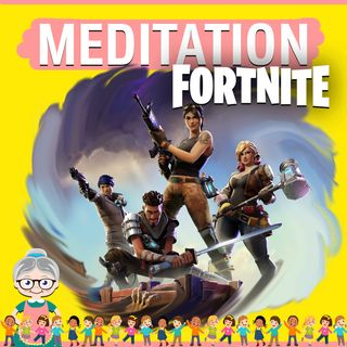 Fortnite Meditation for Kids (Wailing Woods)