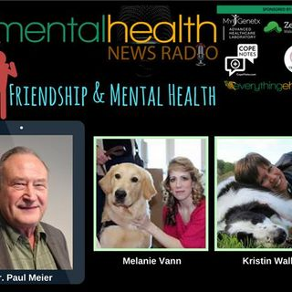 Round Table Discussions with Dr. Paul Meier: Friendship & Mental Health