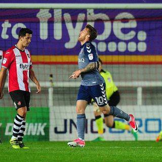 Grecians Gossip: Charlton at home and Swindon away