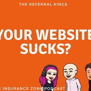 Does your website suck
