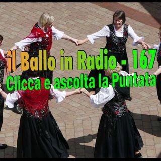 Il Ballo in Radio - puntata n° 167