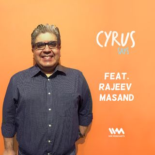 Ep. 301: Feat. Rajeev Masand