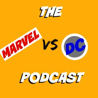 The Marvel vs DC Podcast-Episode 1 (Batman V Superman Review! Daredevils New Bullseye! Loki Leaving The MCU & More!