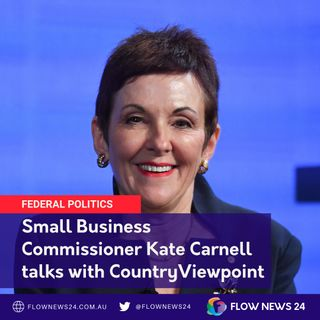 Kate Carnell, Small Business and Family Enterprise Ombudsman (@katecarnellaus / @kate.carnell)