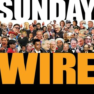 Episode #246 – 'Sunday Wire' with guest host Jay Dyer and Patrick Henningsen