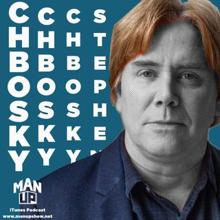 Stephen Chbosky, novelist, screenwriter, and film director makes for one of our funniest shows!