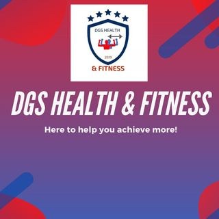 Dgs Health & Fitness podcast-Joe Maphosa