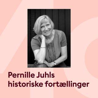 Pernille Juhl i samtale med Birgitta Gärtner