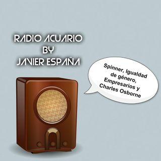 Radio Acuario: Spinner y Charles Osborne