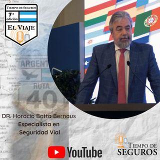 T2 E24 - Dr. Horacio Botta Bernaus: educación y seguridad vial.