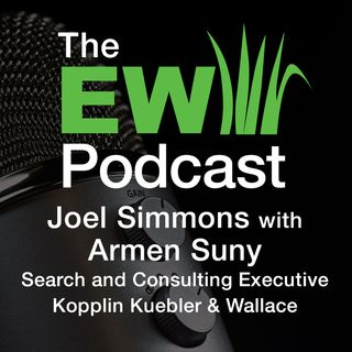EW Podcast - Joel Simmons with Armen Suny