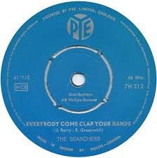 The Searchers - Everybody Come Clap Your Hands - Time Warp Song of The Day