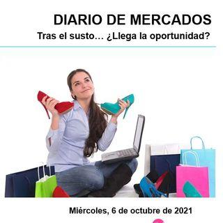 DIARIO DE MERCADOS Miércoles 6 Octubre