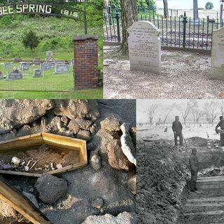 Ep. 245 - Haunted Cemeteries 8