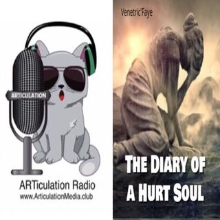 ARTiculation Radio — BOTTLED, BUCKLED & UNBRIDLED (interview w/ Author Venetric Faye)