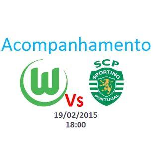 Liga Europa - Wolfsburg vs Sporting