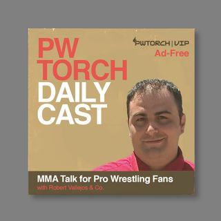 PWTorch Dailycast - MMA Talk for Pro Wrestling Fans: Covington's status as a major MMA star, UFC says goodbye to Cyborg, Summerslam preview